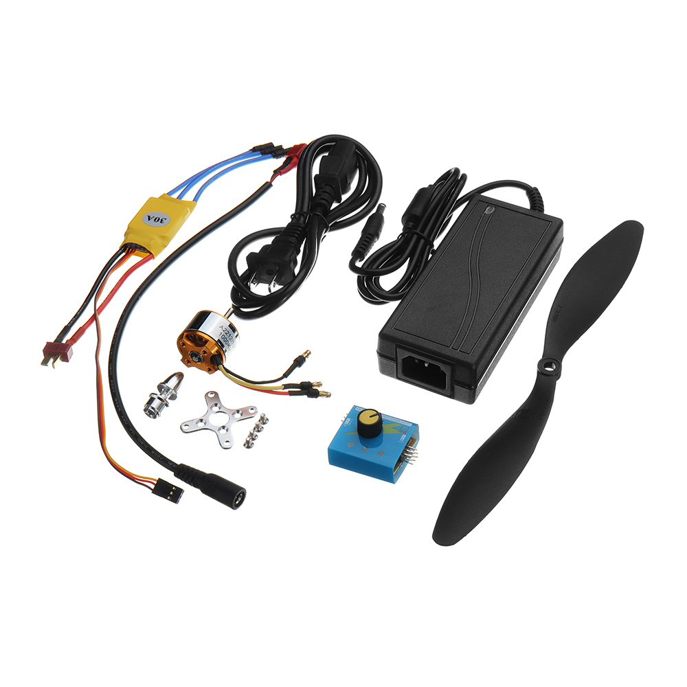 Rf1000 For Sale Ioffer Piccolo Wiring Using Brushless Motor Xxd A2212 1000kv With 30a Esc Servo Tes