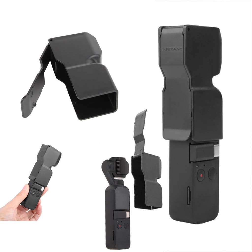 Sunnylife OSMO Pocket Accessories Camera Lens Protective Cover Screen Case For DJI Gimbal