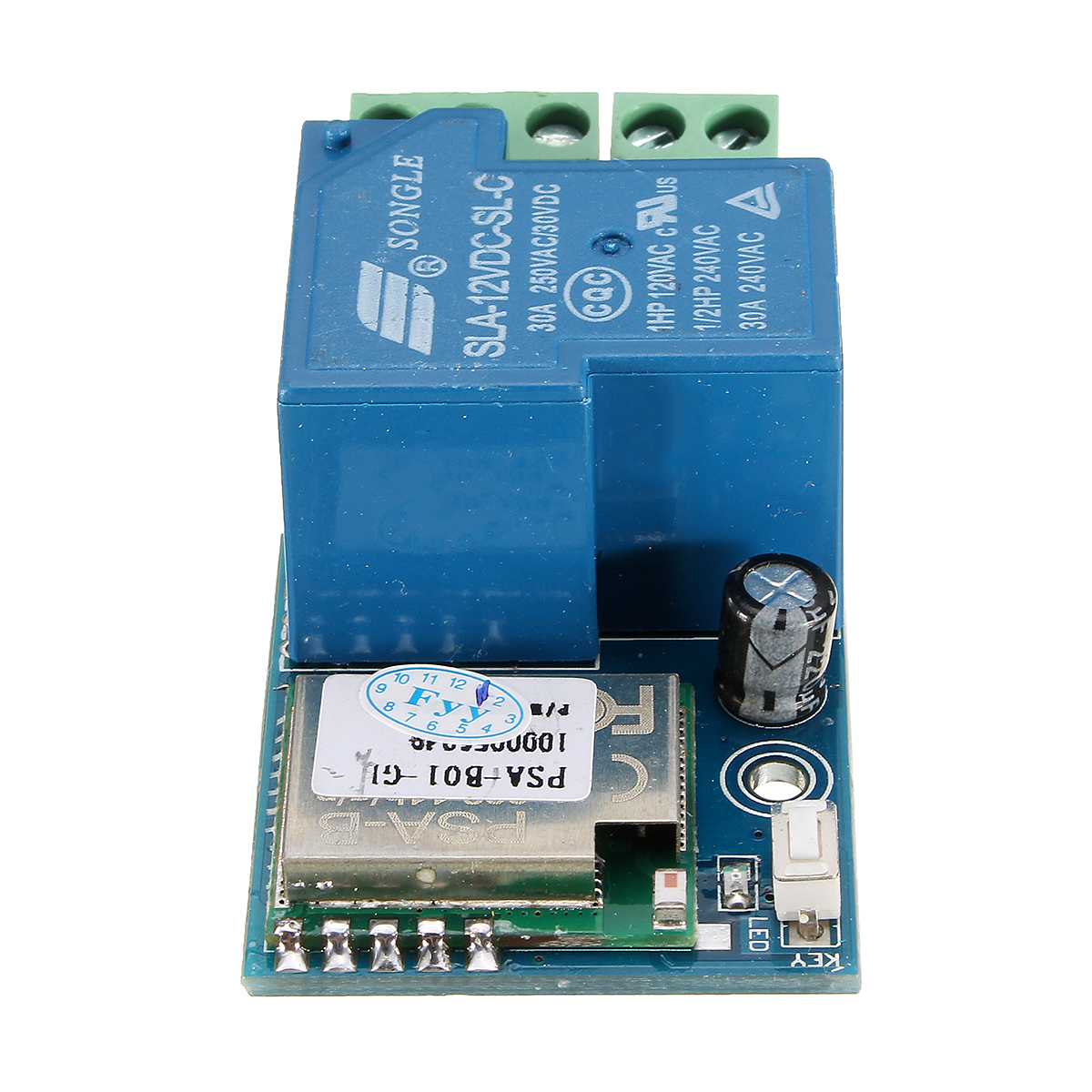 DC12V Wifi Relay Timing Module Mobile Remote Control Switch For Smart Home Electrical Modification