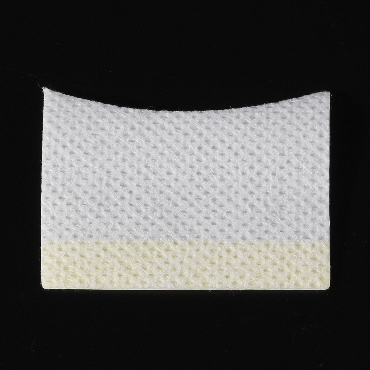 LuckyFine 40pcs Eyelash Extension Removal Protection Pad Non-woven Growing Grafting Tool