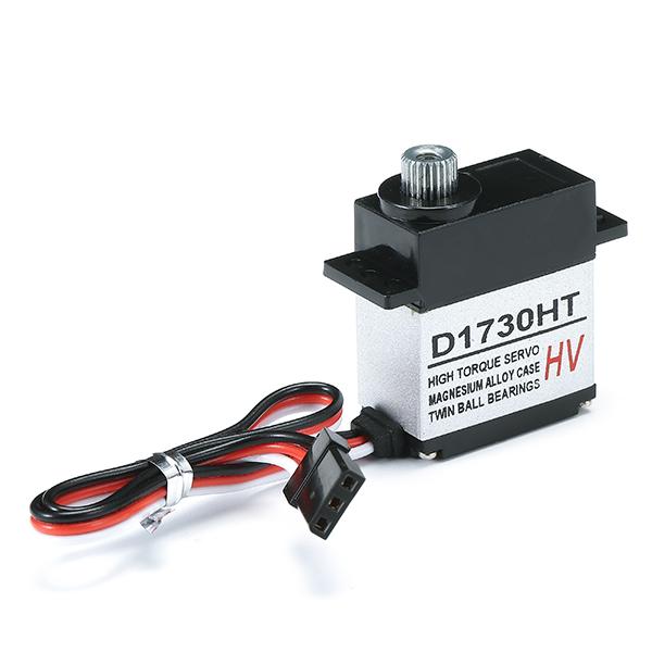 Image of 17g 7.4V HV Metal Gear Micro Digital Servo für RC Modelle D1730HT Inservos