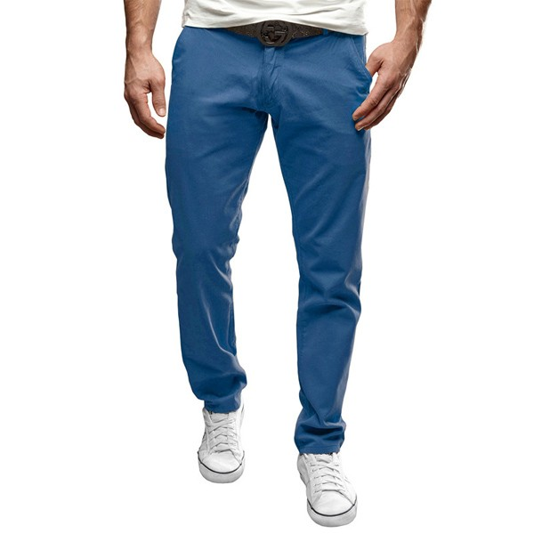 Mens Casual Solid Color Sport Harem Pants