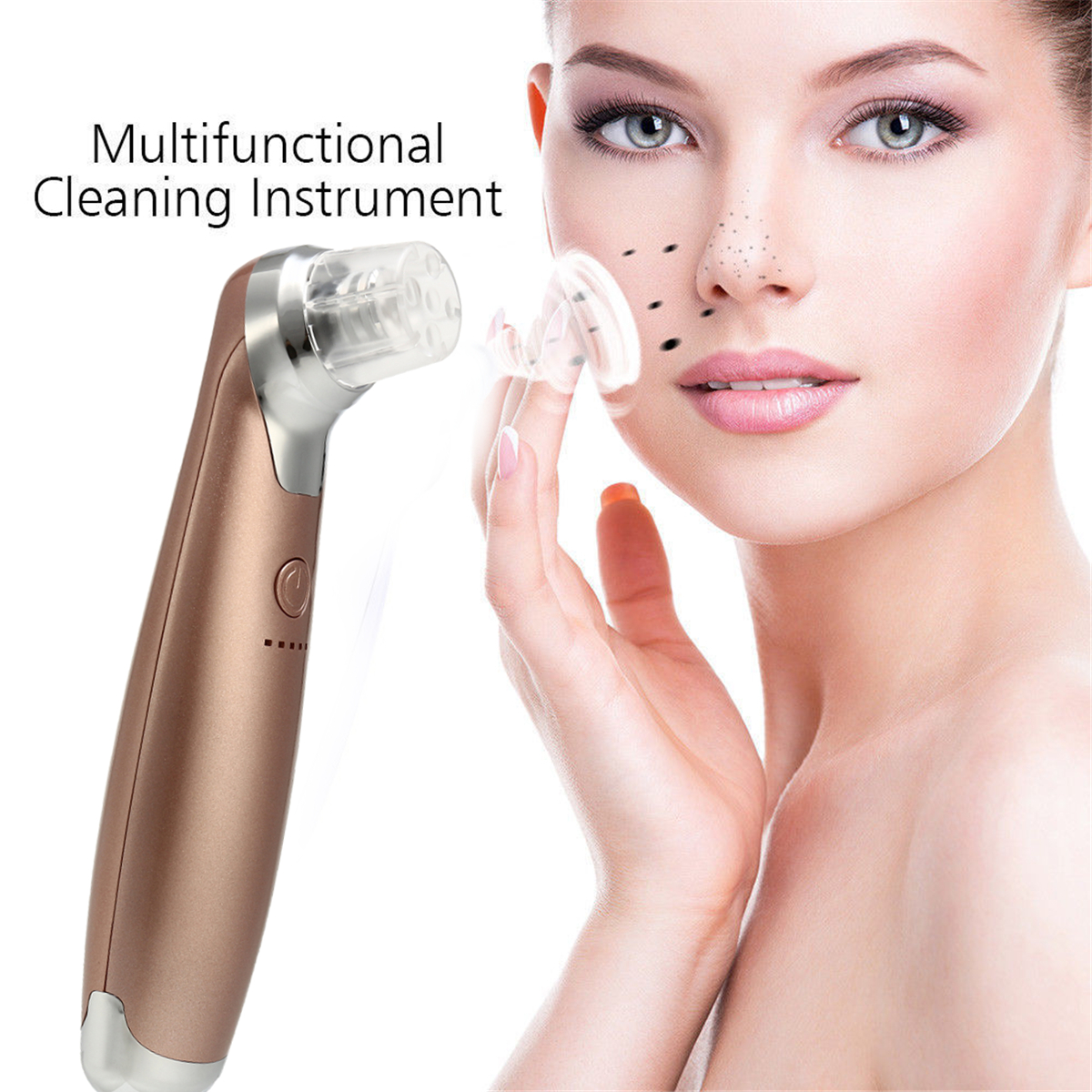 Face Vacuum Blackhead Acne Pore Remover