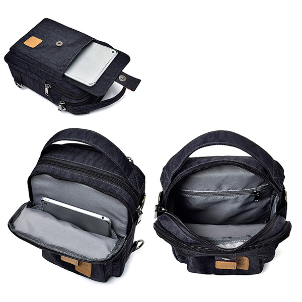 Oxford Fashion Leisure Outdoors Travel Male Bags