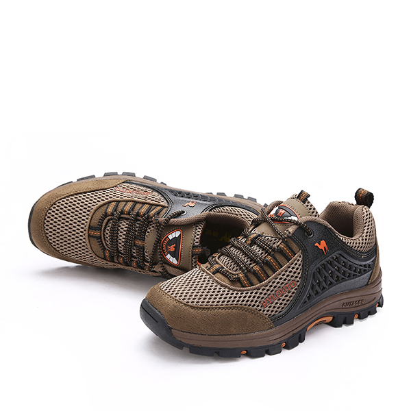 US Size 6.5-10 Men Sport Outdoor Mountaineering Running Shoes Casual Comfortable Athletic Shoes