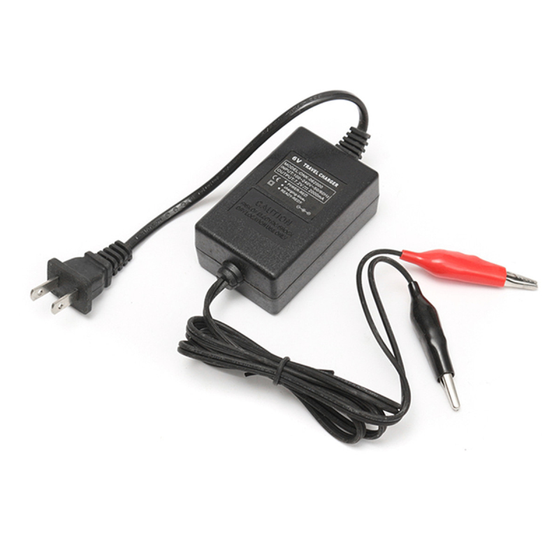 6 V Volt Sealed Lead Acid Rechargeable Battery Charger FOR APC UPS SLA