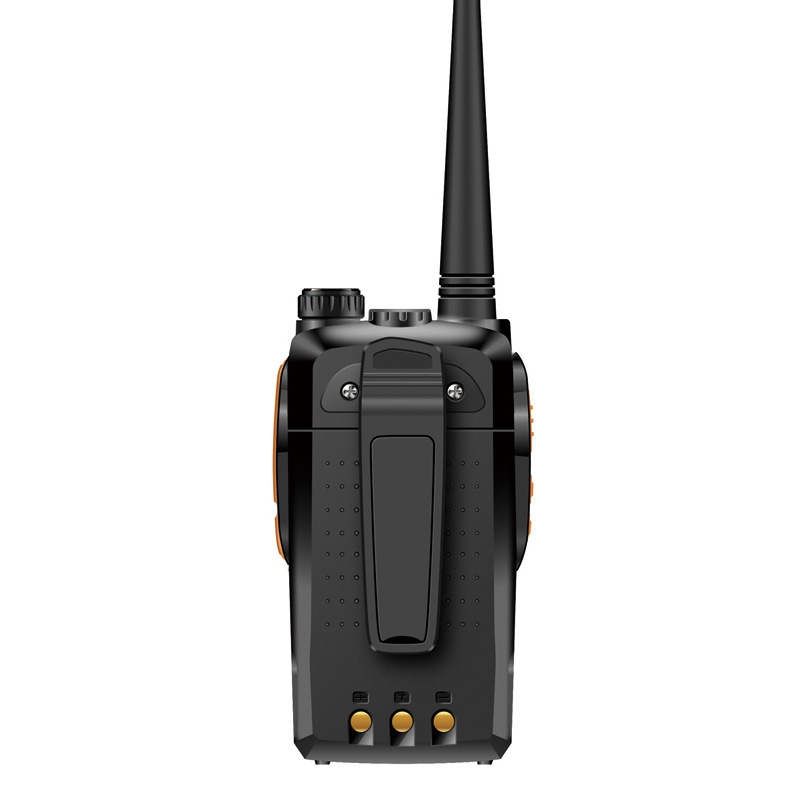 BAOFENG-UV6R Walkie Talkie 5W UHF&VHF Dual Band CB Radio FM Transceiver For Hunting