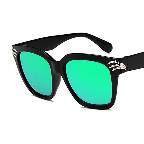 UV400 Rectangular Sunglasses for Men