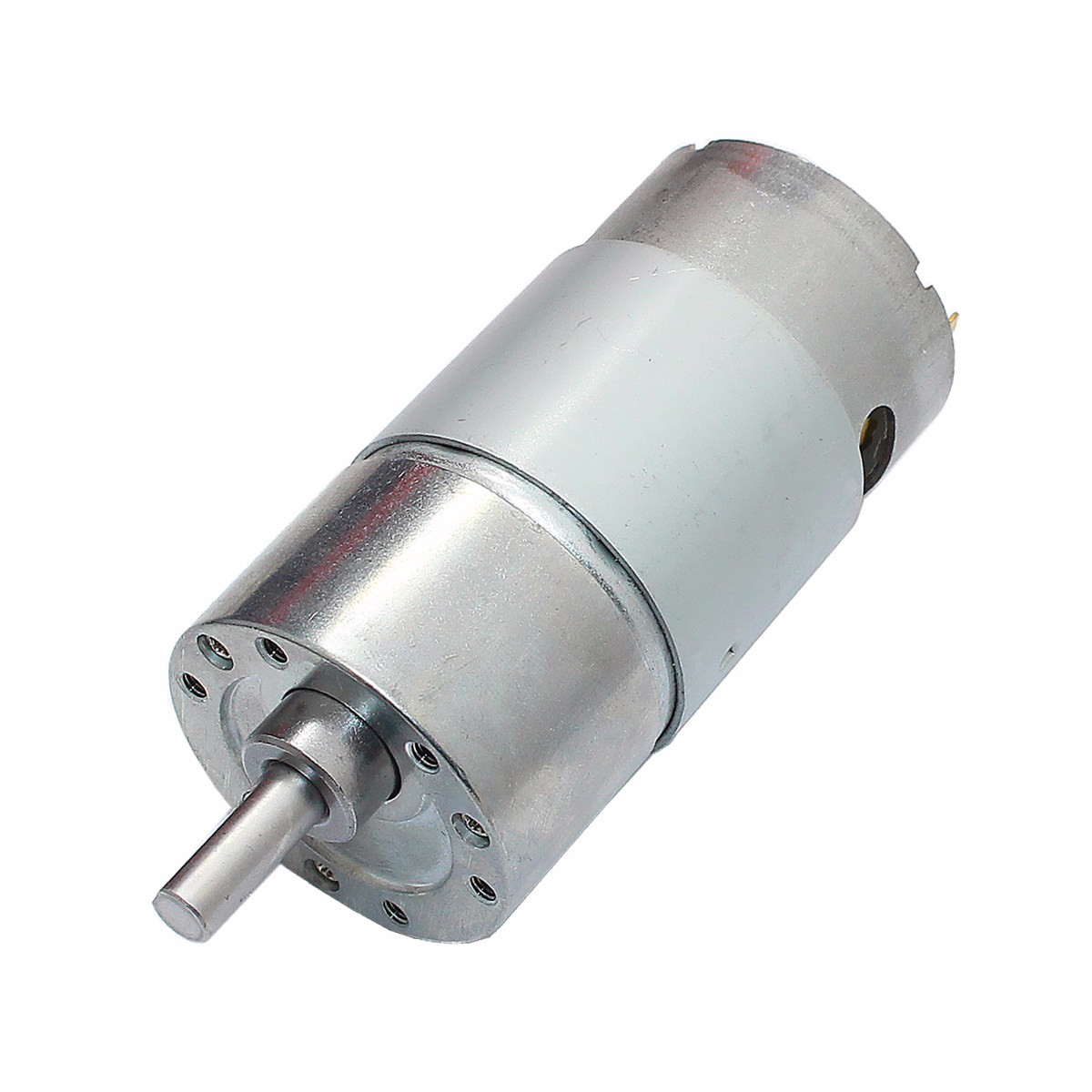 DC 12V 300RPM Geared Motor High Torque 37GB-550 Gear Reducer Motor
