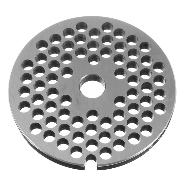 Type 8 Meat Grinder Plate Disc 3/4.5/6/12mm Stainless Steel Grinder Disc Machinery Parts
