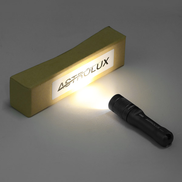 Astrolux A01 Nichia 219B 102LM AAA Mini Waterproof Keychain EDC LED Flashlight