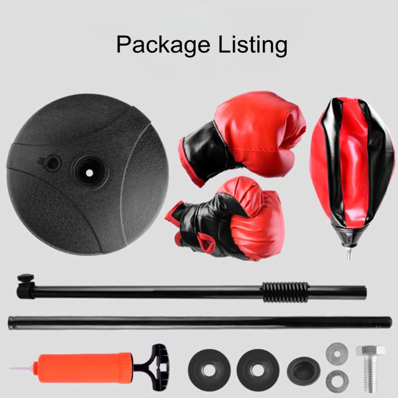 Desk Boxing Sand Bag Boxing Speed Ball Training Stress Release Exercise Equipment Boxing Target