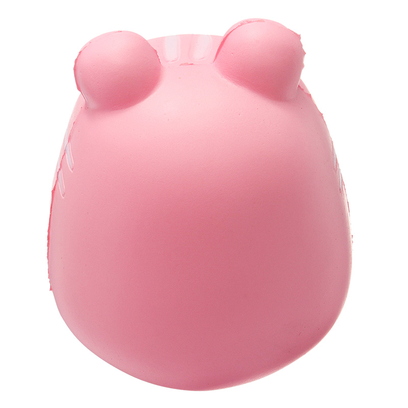IKUURANI Squishy Hamster 9cm Licensed Slow Rising With Packaging Collection Gift Soft Toy