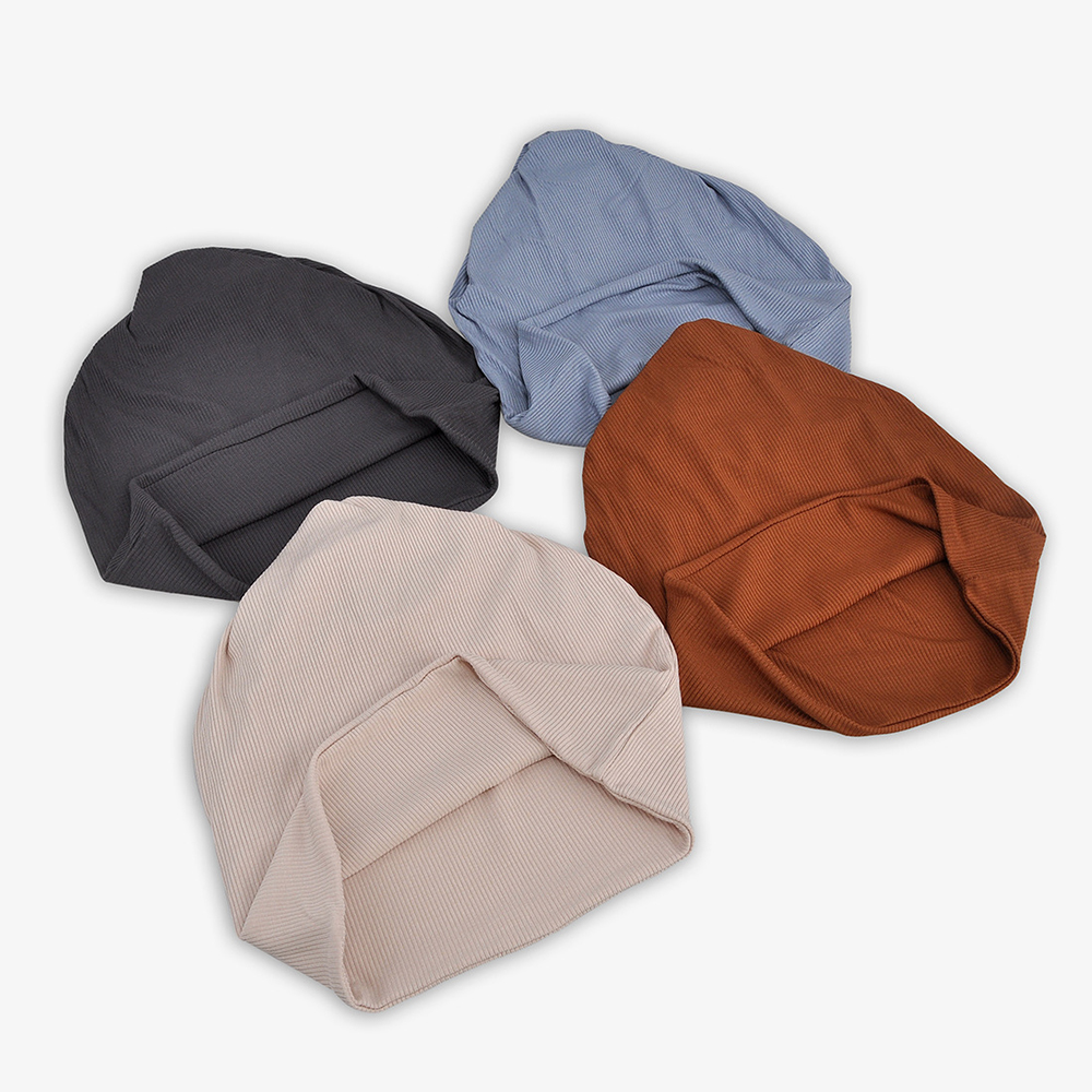 Women Summer Breathable Head Cap Beanie Cap