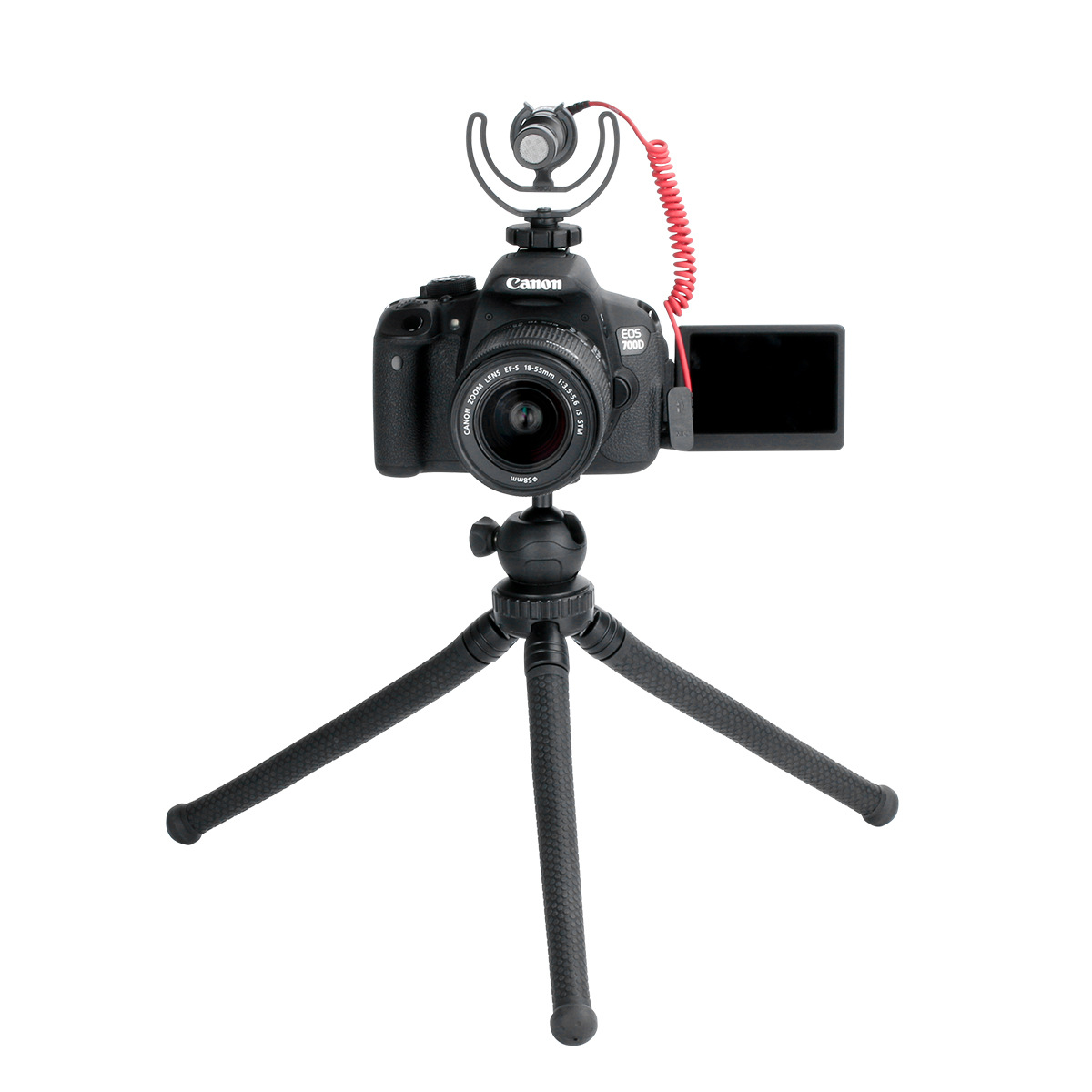 Ulanzi MT-04 Mini Flexible Octopus Protable Desktop Tripod