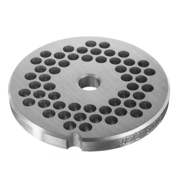 22 Type Stainless Steel 3/4.5/6/8/10/12mm Grinder Disc Meat Grinder Plate Disc Machinery Parts