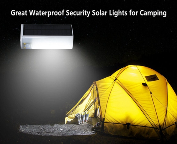 6W Multi-functional Solar Powered USB Rechargeable Camping Lantern Outdoor Emergency Tent Flashlight