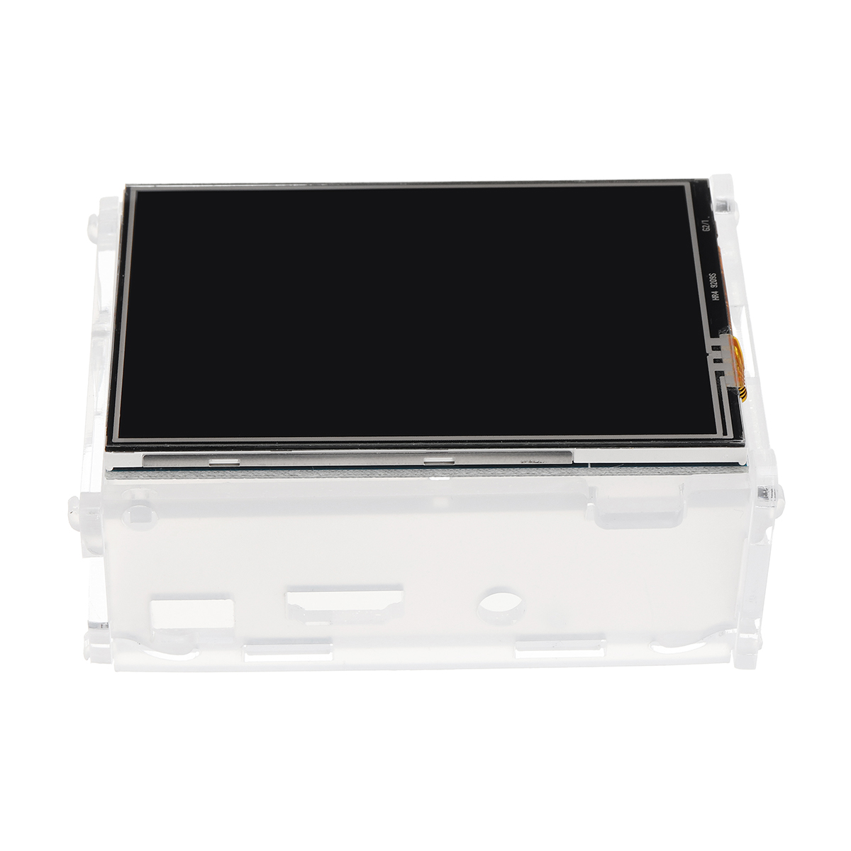Geekcreit® 3.5 inch TFT LCD Touch Screen + Protective Case + Heatsink+ Touch Pen Kit For Raspberry Pi 3/2/3 Model B/3 Model B+
