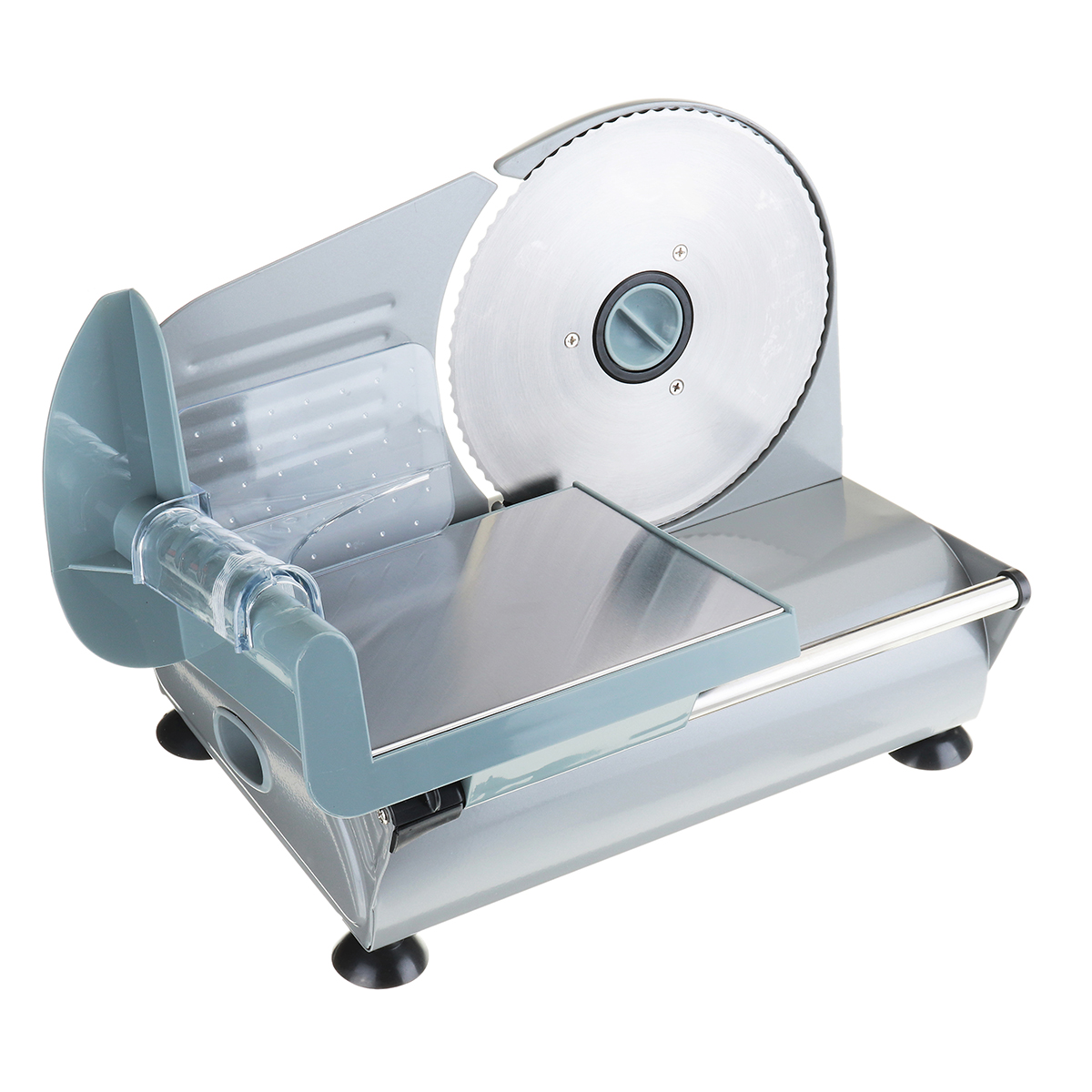 220V 150W Food Slicer Electric Slicer Cutter Vegetable Meat Cutting Machine Stainless Steel
