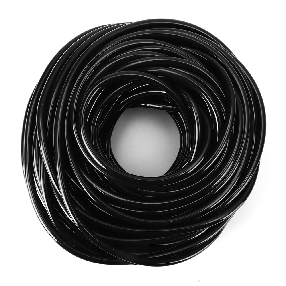 30pcs 25M Tubing Hose Micro Drip Irrigation System Automatic Garden Plant Watering Device Kit