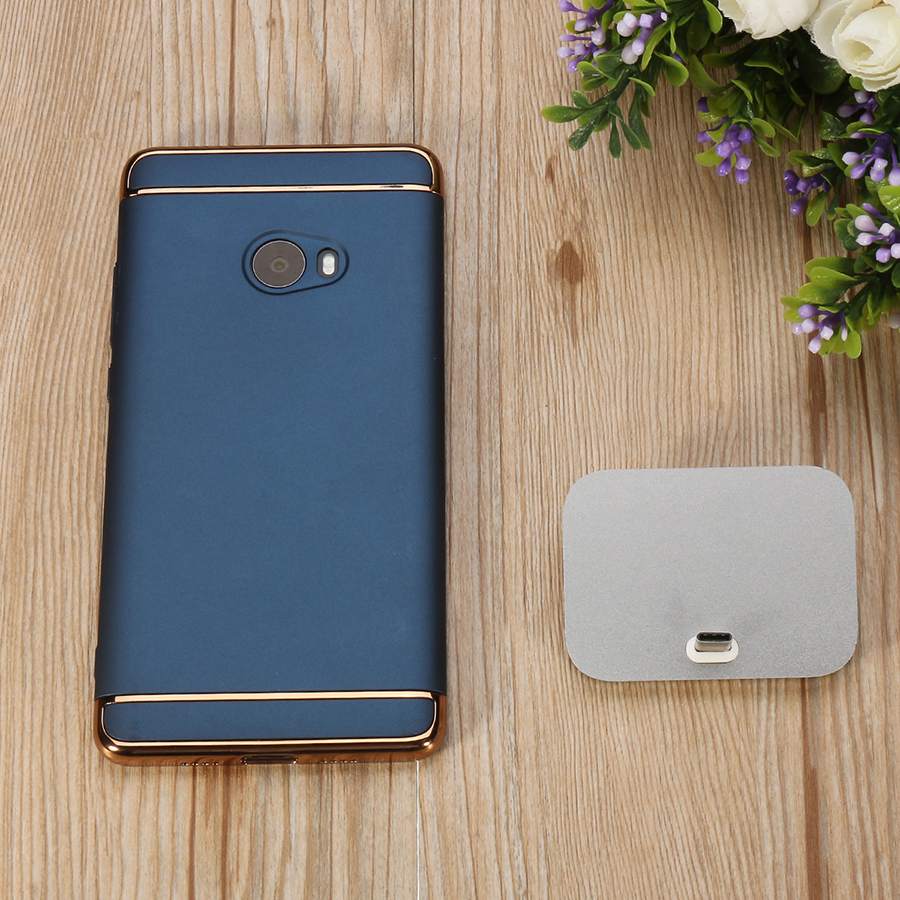 Bakeey Type-C 2.1A Fast Charging Dock Charger Sellphone Holder For Samsung S8 Xiaomi mi5 mi6 Oneplus