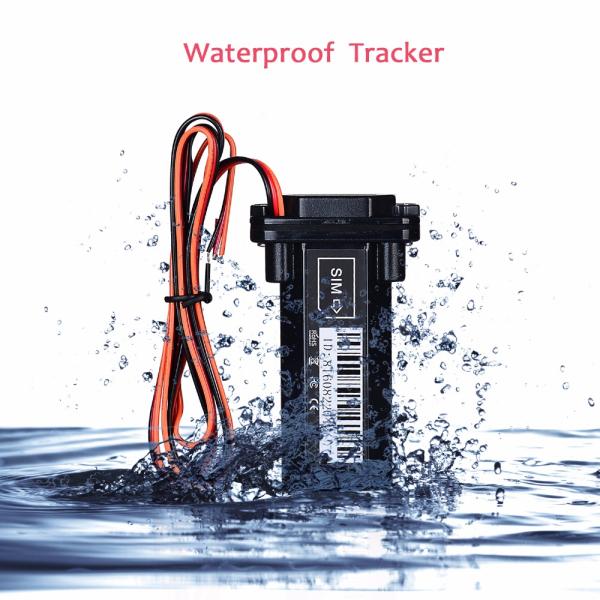 iMars™ Micro GPS Tracker Waterproof Locator Electric Bike Motorcycle Car Burglar Alarm For GT09