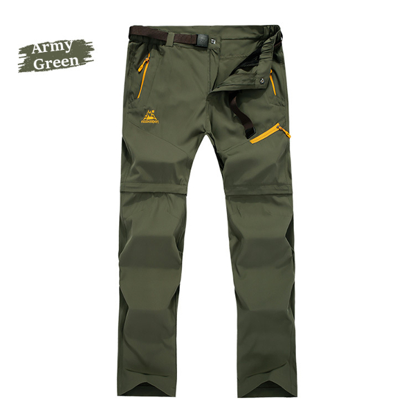 Outdoor Detachable Quick-drying Pants