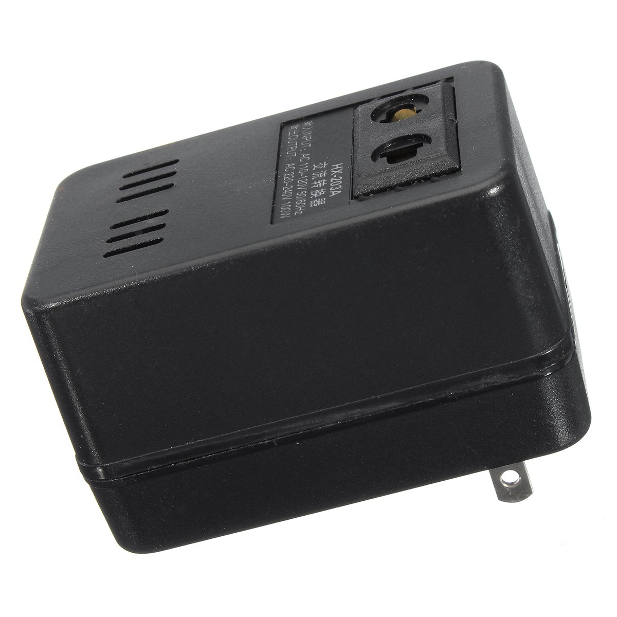 110V To 220V Electronic International Travel Voltage Power Converter
