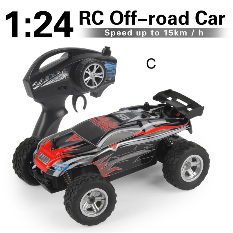 K24 Remote Control Drift Series RC Car 1/24 15KM/H Racing Electric 2WD Hobby Monster Truck Gift Toy
