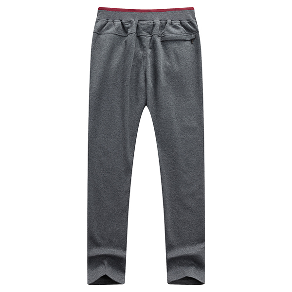 Mens Spring Autumn Cotton Casual Comfortable Breathable Running Basketball Sport Pants