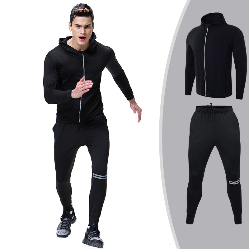Men Sportswear Suit