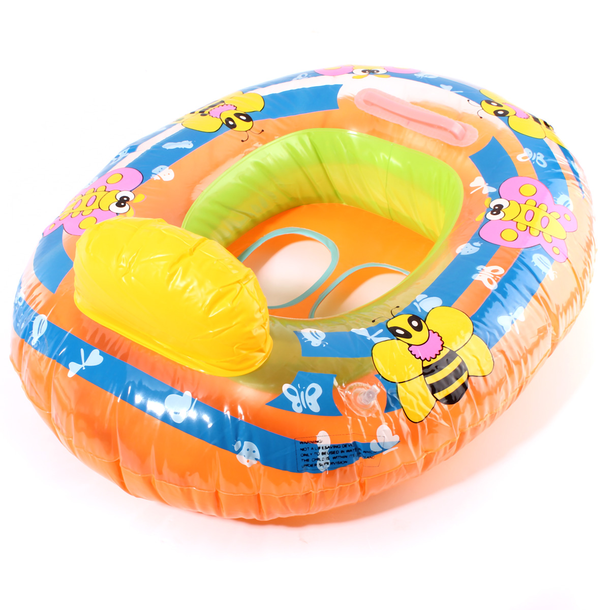 Inflatable Baby Swimming Ring Pool Beach Swimming Float for Children Swim Tools