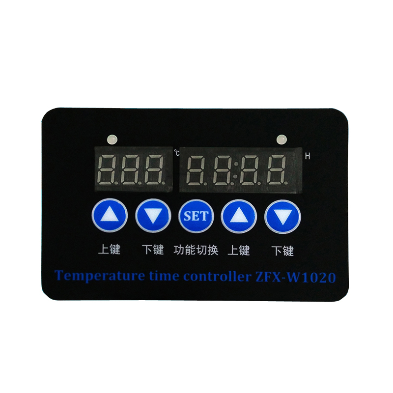 W1020 12V 24V 220V Digital Heat Cool Thermostat Temperature Controller Switch Module Controller Board with Sensor