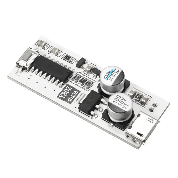 Geekcreit® 2x13 USB Mini Spectrum LED Board Voice Control Sensitivity Adjustable
