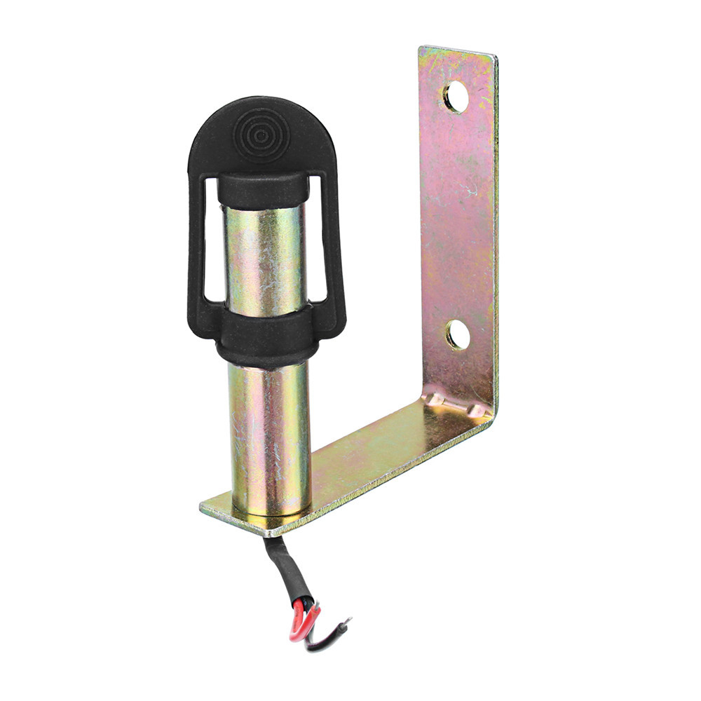 DIN Beacon Mount Threaded Mounting Pole/Stem for Rotating Flashing Tractor Light