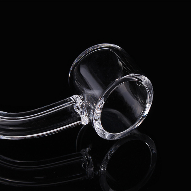 Glass Quartz Banger Nail 14/18mm Female Male Polished Mouth For Industrial Experiment