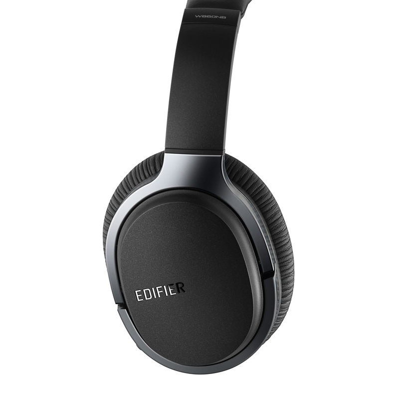 Edifier W860NB bluetooth 4.1 Touch Control NFC ANC Noice Reduction On-ear Headphone Support APT-X