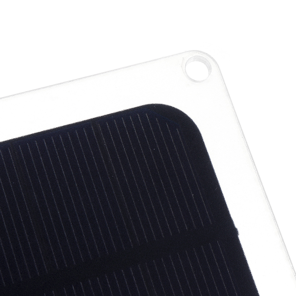 Solar Panel 10W USB 5V 1A Photovoltaic Panel 240X145X3mm Sunpower With Bracket Suction Cup Carabine