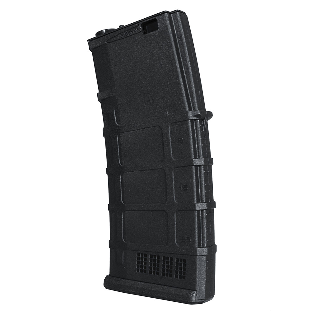 Nylon Magazine For JinMing 8Th M4A1 Scar V2 Gel Ball Blasting Water Gun Replacement Accessories