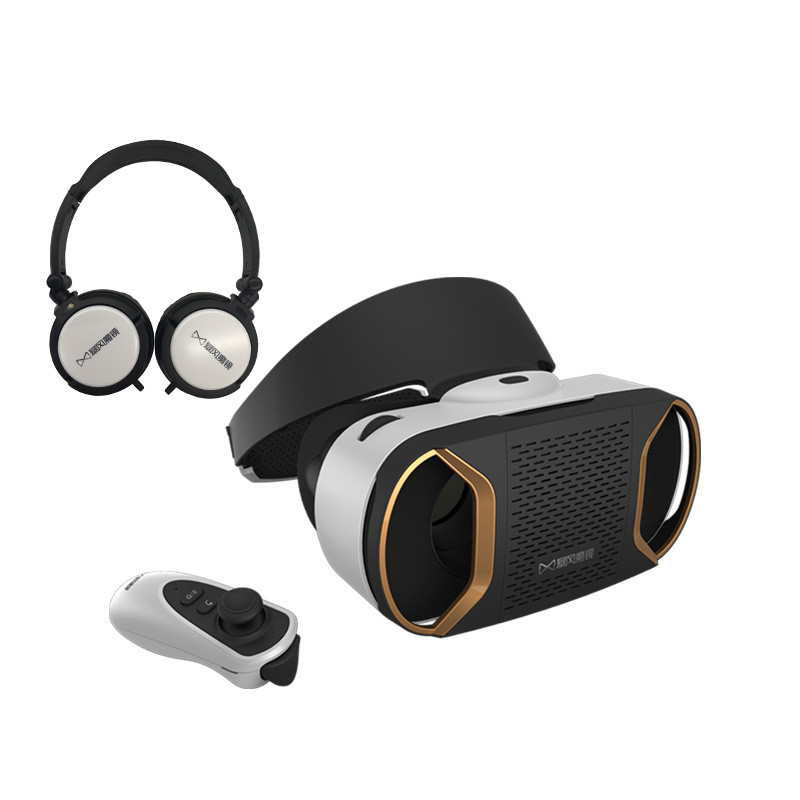 Baofeng Mojing IV Golden Version VR Virtual Reality Hea