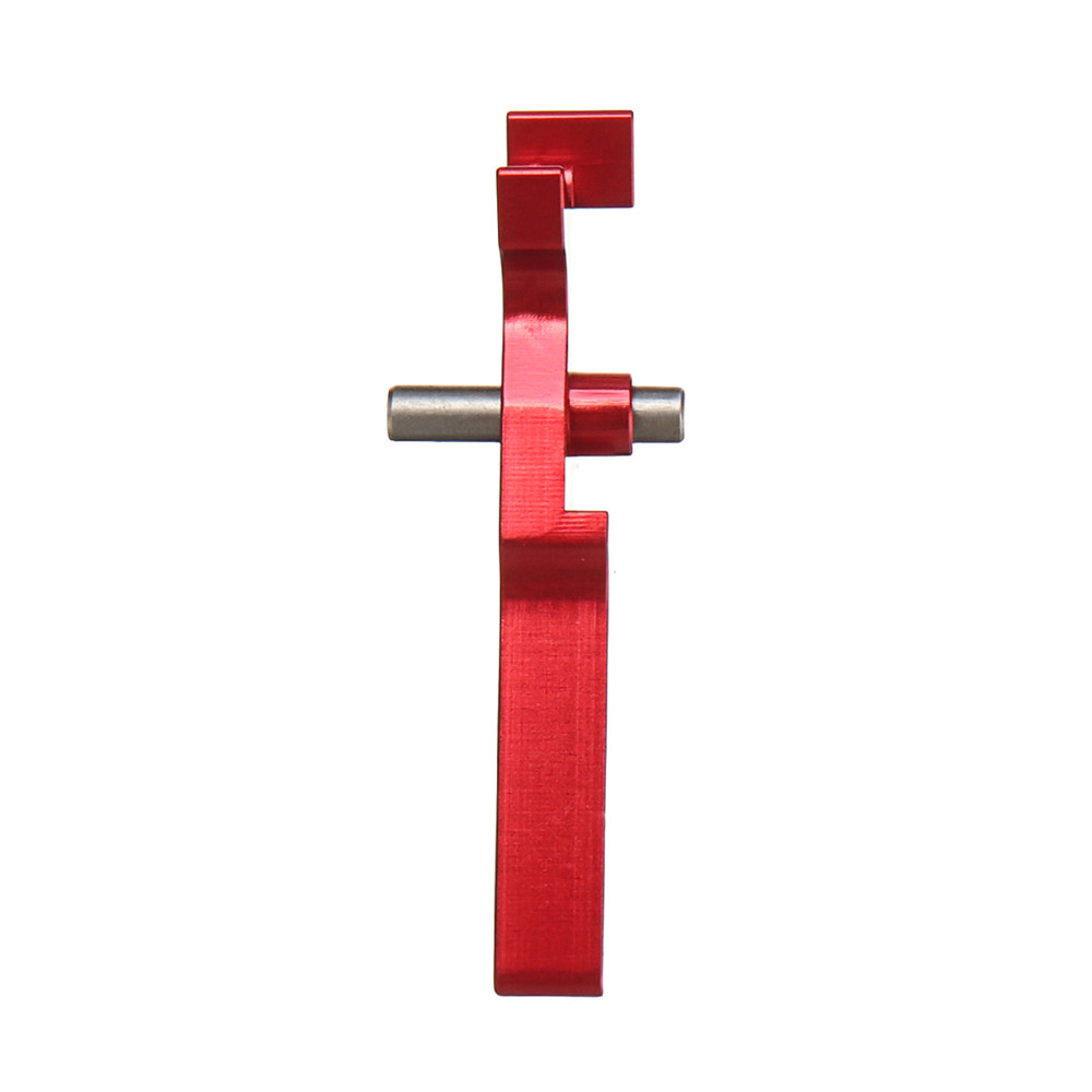 Upgrade Metal Trigger for JinMing Gen8 M4A1 Gel Ball Blasting Toys Replacement Red