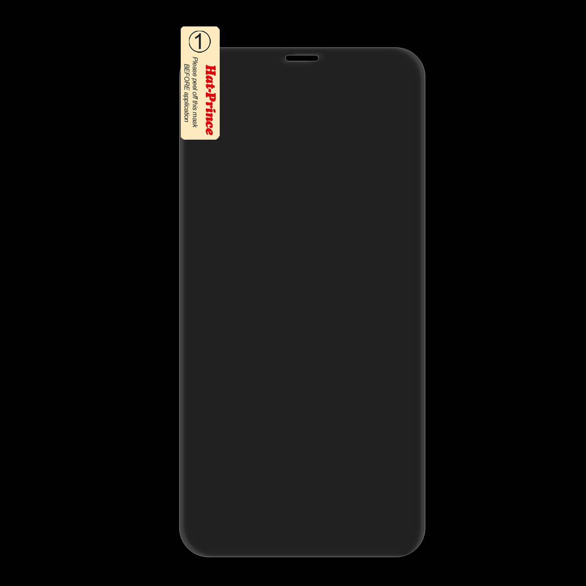 Enkay Tempered Glass Screen Protector For iPhone XR 0.26mm 2.5D Curved Edge Film