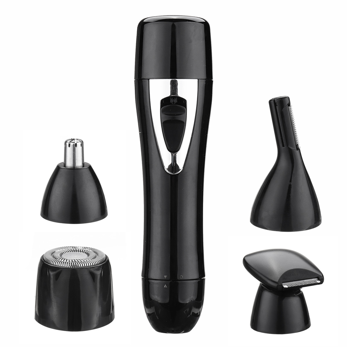 4 in 1 Eyebrow Facial Body Removal Trimmer Shaver