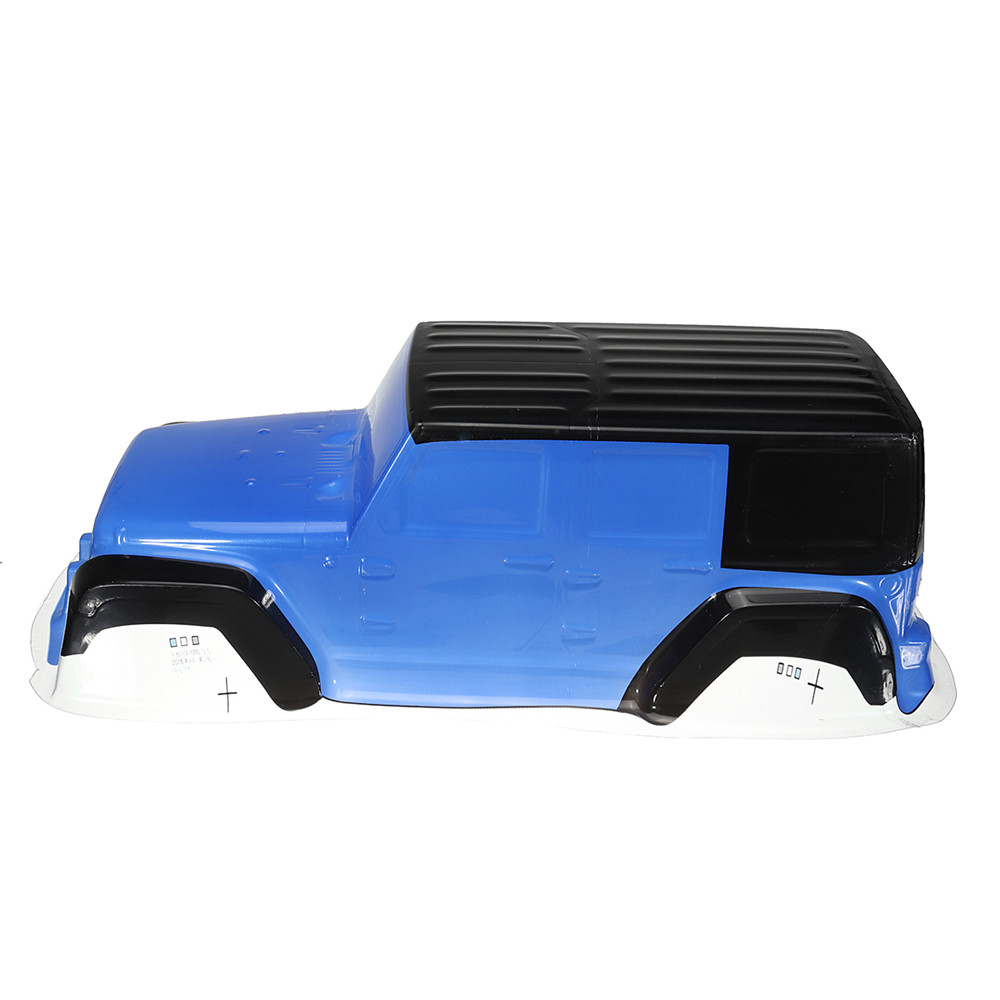 1/10 PVC RC Car Body Shell For Axial 90027 90028 90035 90022 SCX10 Crawler