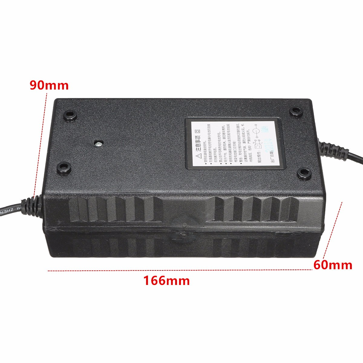 48V 2.5A Battery Electric Car Charger Electric Scooter Plug