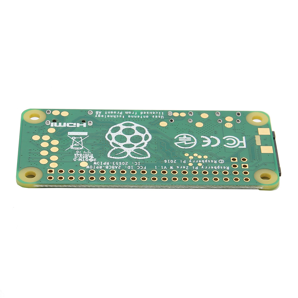 Raspberry Pi Zero W 1GHz Single-Core CPU 512MB RAM Support bluetooth and Wireless LAN