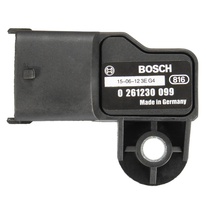 BOSCH MAP Sensor For HONDA FORD OPEL MERCEDES 0261230099 JAZZ STREAM CIVIC New