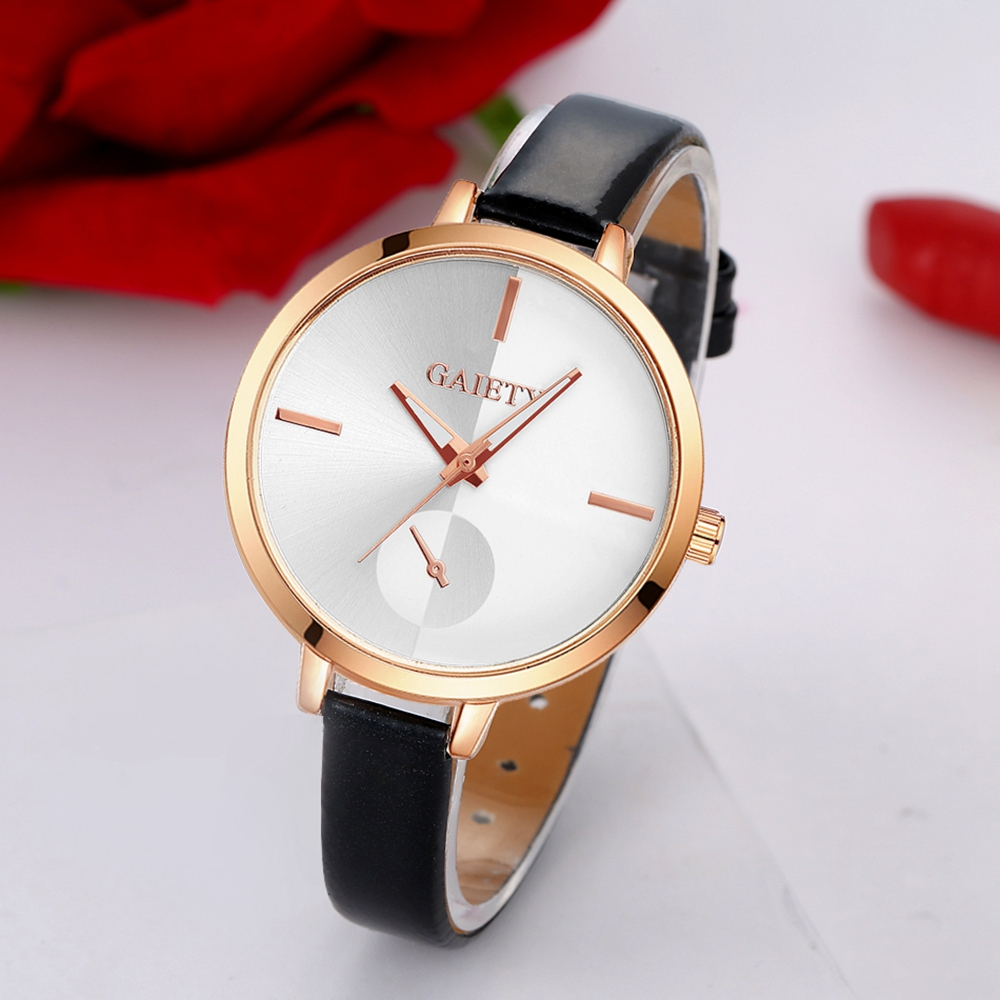 GAIETY G174 Casual Style Ladies Wrist Watch
