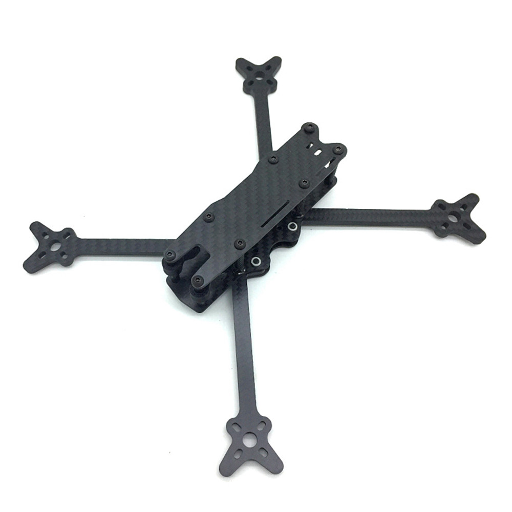 Mole 4 205mm Wheelbase 5mm Arm 3K Carbon 4 Inch Frame Kit for RC Drone FPV Racing