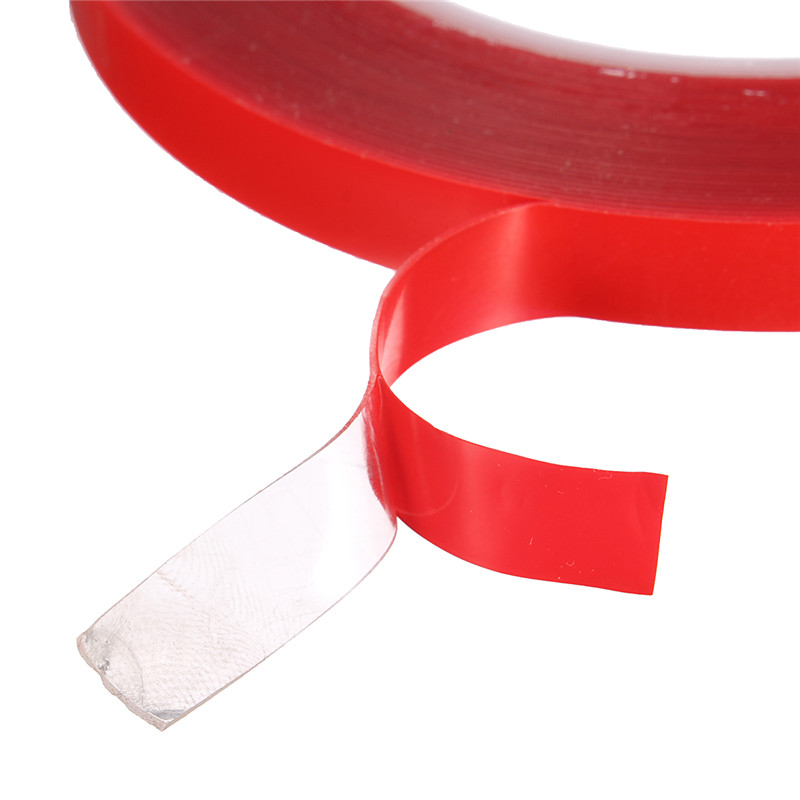 10m×10mm Strong Acrylic Adhesive Tape Acrylic Foam Double Sided Tape for Battery Phone Display